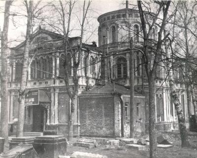 Церковь преподобного Алексея, 1930-е.