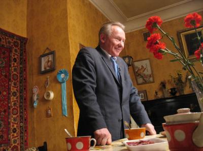 Профессор Розанов. Фото А.Можаева