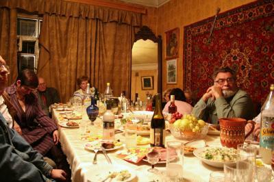 Джазовые вечера, Софийская набережная, 2007. Фото Николая Аввакумова.