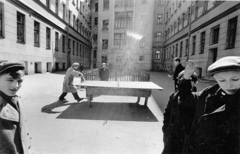 Б.Садовая, 10, 1950е.