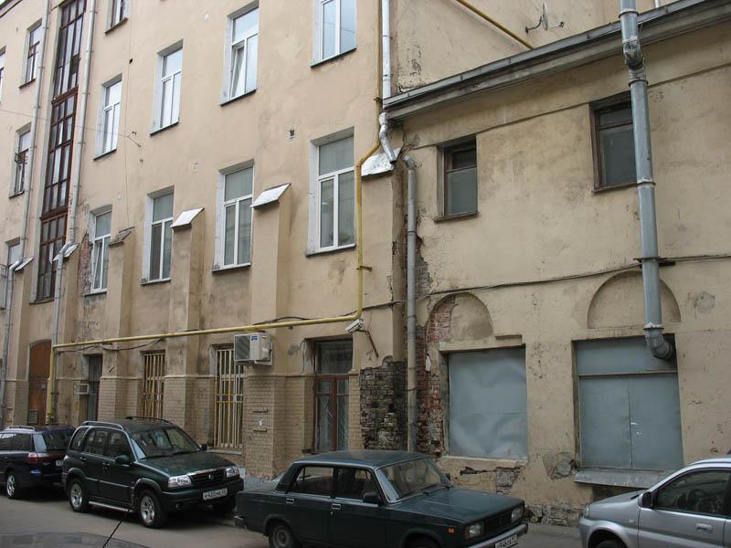 Лебяжий переулок, 2006