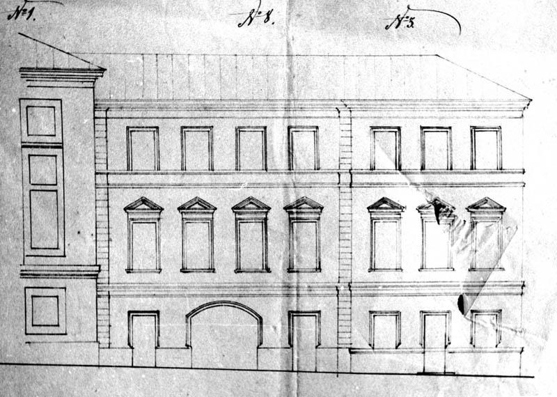 Никольская 23, 1866