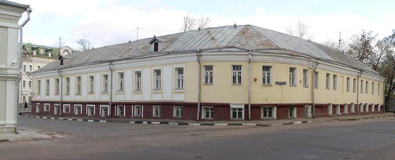 В.Радищевская, 2006. Архив ЦИГИ
