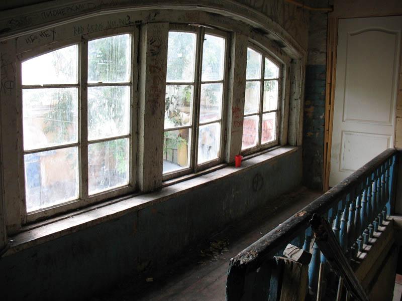 Пятницкая, 6. Фото А.Можаева, 2007