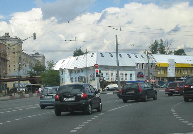 Таганка, 2007. Архив ЦИГИ