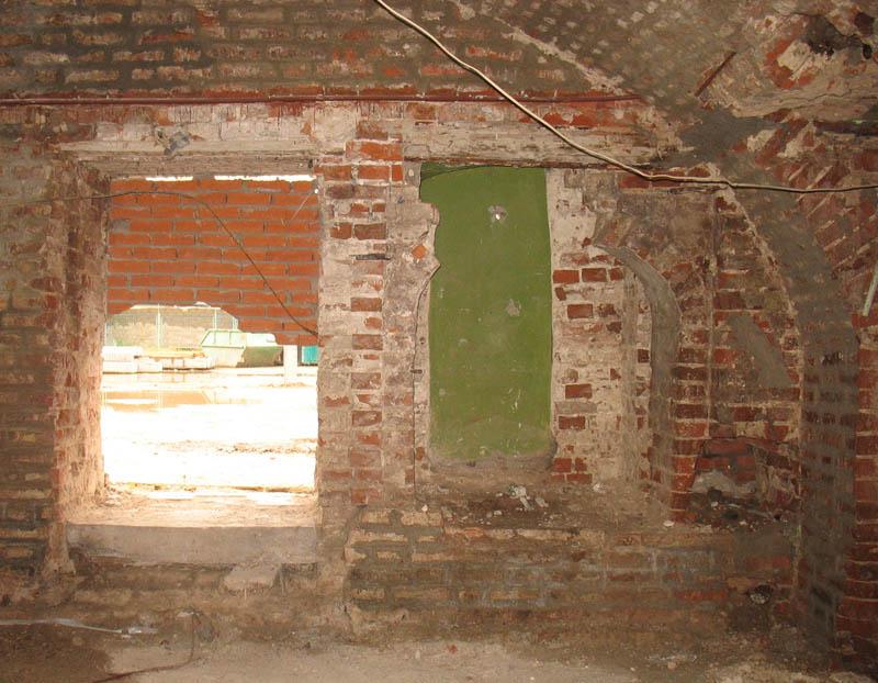интерьер 1 этажа, 2008