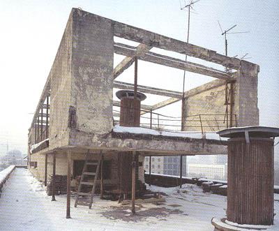 Квартира Милютина. Фото В.Ефимова