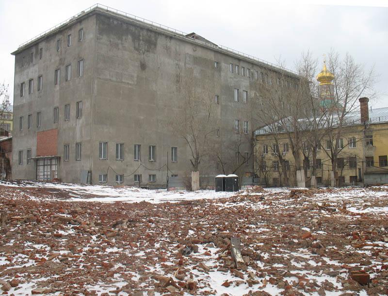 Чижевское-2008