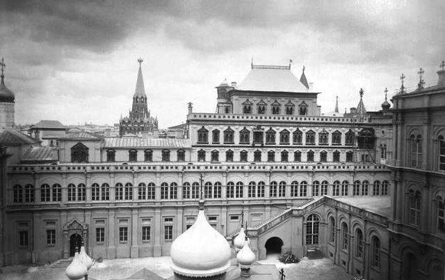 И.Барщевский, 1881-96