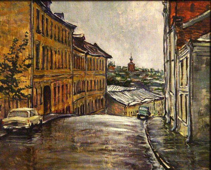 В.Качанов 1980