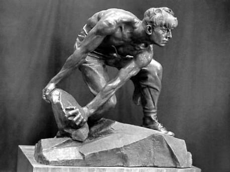 Фото скульптуры И.Д.Шадра