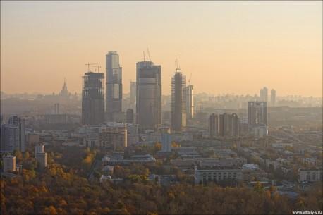 Москва, сити