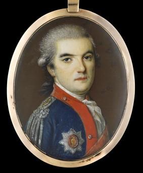 Николай Петрович Высоцкий, 1787-91