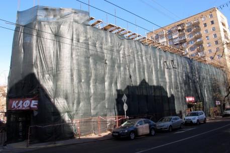 Дом Высоцкого 27 октября 2012