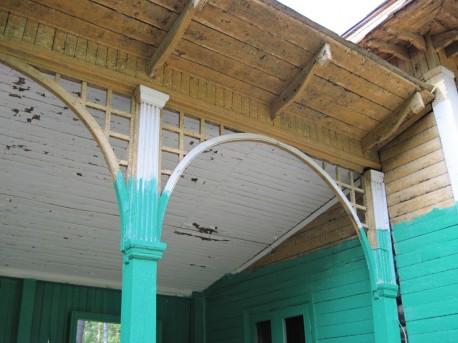 Станция Ильинское-элемент