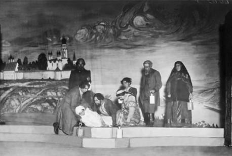 Спектакль в Лиговском Народном доме