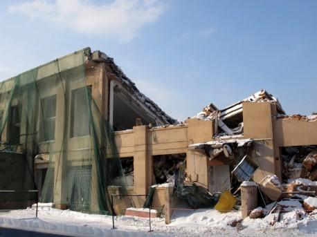 Динамо-снос, 2011