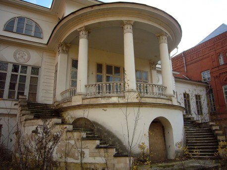 Главный дом 2011