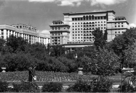 Александровский сад, 1970-е годы