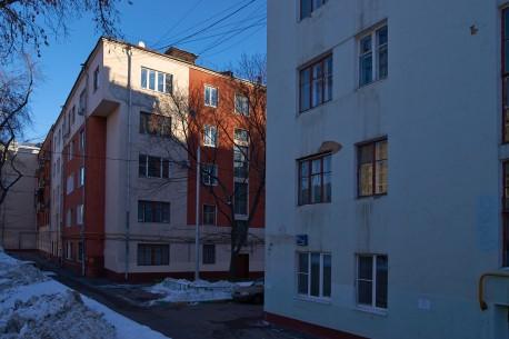 Буденновский - два дома