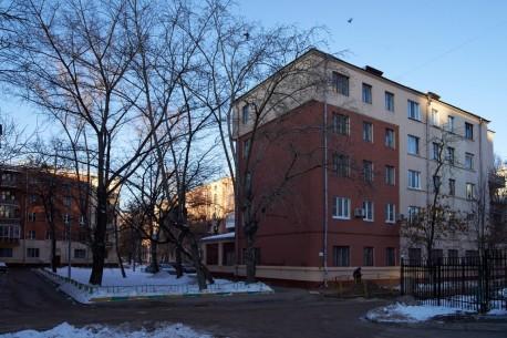 Буденновский, общий план