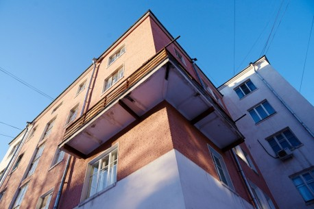 Буденновский, балконы