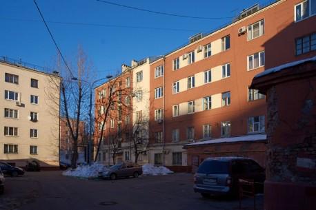Буденновский внутри квартала
