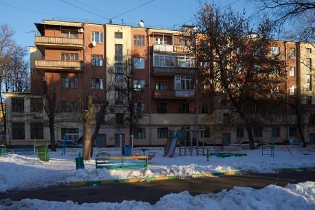 Буденновский, дворовая территория