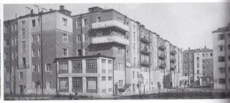 Фотооткрытка Буденновского городка, не позднее 1933 года
