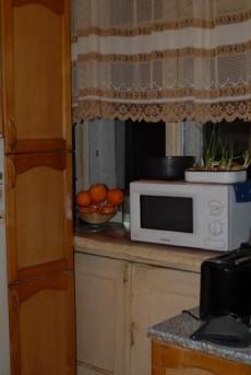 Буденновский, кухня старой квартиры