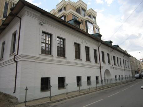 Палаты Зиновьевых после реставрации