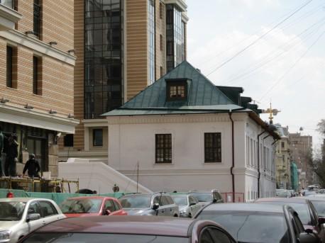 Палаты Зиновьевых после реставрации2