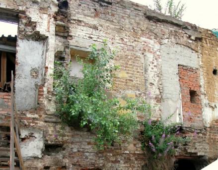 Палаты Зиновьевых - разруха
