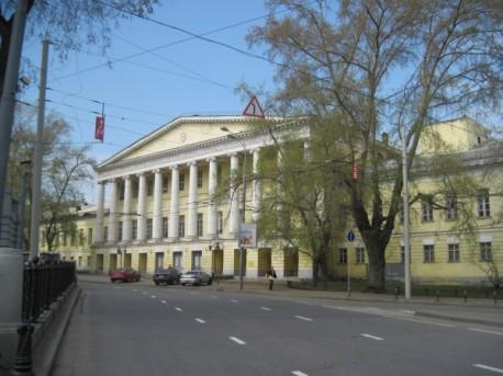 Ансамбль Ново-Екатерининской больницы