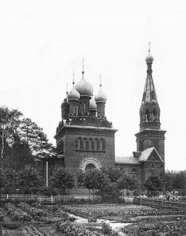 Храм Смоленской иконы