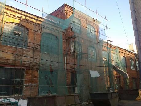 Кадашевские бани-реставрация