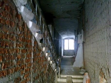 Кадашевские бани-реставрация-внутри