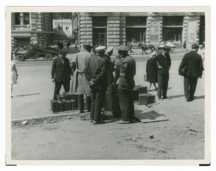 Центральные бани - 1920-е годы