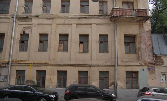 фасад 2011