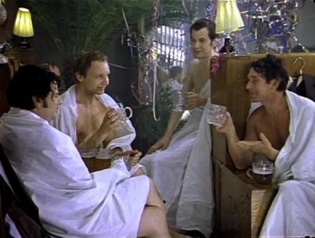 Кадр из фильма Ирония судьбы, или с легким паром