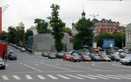 Рождественский бульвар 2011