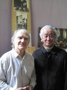 Арата Исодзаки-подписавший письмо-и Виктор Мельников
