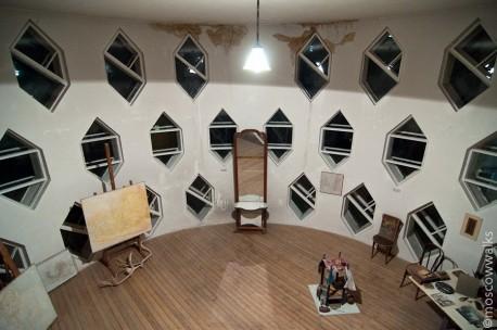 Дом Мельникова-студия