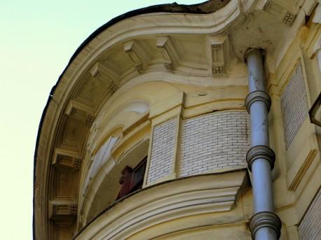 дом Быкова, деталь