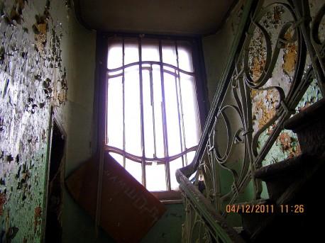 дом Быкова, парадная лестница
