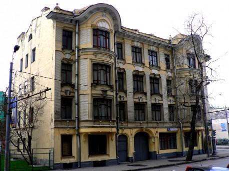 дом Быкова целый