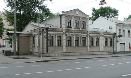 Дом Яковлевых до сноса