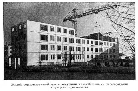 Н.Черёмушки, д.14 (строят)