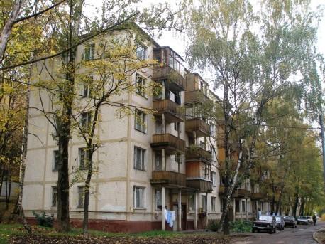 Профсоюзная, 25, к. 1, первый дом серии II-32  в Москве