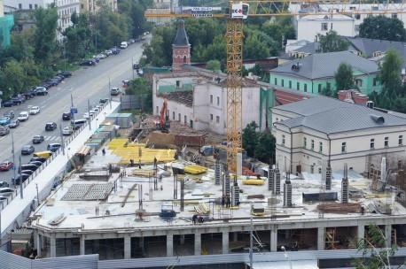 Снос на Абельмановской, фото С.Мироненко